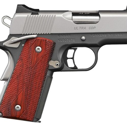 Kimber Micro 9 CDP Night Sight
